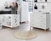 Babykamers (ons assortiment) / Op dit bord vind je complete babykamers inclusief accesoires en decoratie ter inspiratie voor de babykamer.