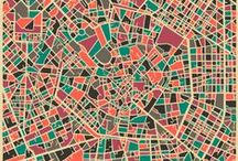 Maps / by Clement Mok