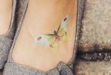 Anna Crow Tattoos / Tattoos that are done well, placed well and inspire new tattoo concepts.