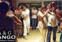A&G TANGO PRIVATE / TANGO GROUP PRIVATE LESSON Bring your group into a Tango experience !