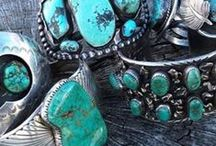 T U R Q U O I S E / Because a girl can never have too much turquoise.