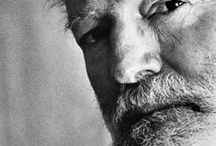 Ernest Hemingway / All about Ernest.