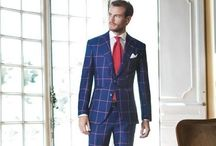 Men's fashion / These are simple and extravagant outfits for men! They can be worn by anyone and most of them can be worn for any occasion meaning you can either choose to dress up or dress down!   And plus all women love a man who knows his own style, which these styles encourage as they are unique, new and fun!
