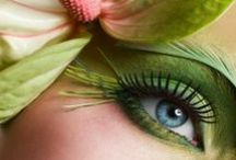 beautiful eyes, pretty face :)
