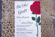 Invitations / Couture invitations #handmade #wedding #invitations