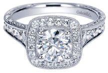 Engagement Rings / Beautiful diamond rings