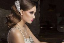 Bridal Hairstyle / Beautiful hairstyles for brides