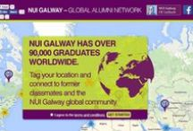 International students / With well over 2,000 international students on campus from over 100 countries, we have a truly diverse, vibrant student community. www.nuigalway.ie/international / by NUI Galway (National University of Ireland Galway)