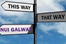 Study with us / Admissions information, prospectuses, and so on. / by NUI Galway (National University of Ireland Galway)