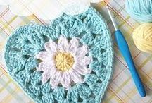 Project in crochet / Inspiration simple ou plus complexe