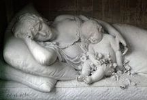 Sculpted Beauty / Beautiful Skulptures made of Marble or any other pretty material :)