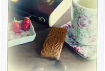 Tea time / l'univers du thé , des tasses et de tout ce qui concerne ce moment de plaisir