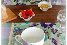 Café thé et petit déjeuner / Petit déjeuner plaisir ,  ambiance harmonieuse et élégante .breakfast