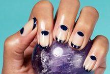 ELEGANT NAIL DESIGNS FOR SHORT NAILS / nail art, nail design, manicures, nail trends #NUBIAMAG