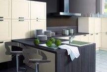 Banquetas Para Cozinha / Loja de móveis para escritório Curitiba. http://www.lynnadesign.com.br/