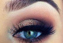 Makeup Ideas / Board all about makeup ideas and makeup tips. Makeup tutorials, eye makeup, makeup for green eyes, makeup for blue eyes, makeup for brown eyes.
