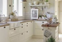 Kitchens / Kitchen decorating ideas