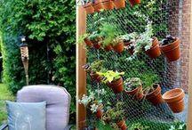 Bašta i dvorište / Kreativne ideje za uređenje bašte i dvorišta, uz detaljno objašnjenje.