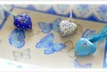 Bijoux - porcelaine - jewelry / bijoux de toutes les couleurs de toutes matières