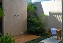 Showers of note / cool shower spaces