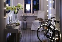 Small Spaces / Get inspired with small living room, kitchen, bathroom, and bedroom ideas for your fun-sized space. Repin and show us what inspires YOU!