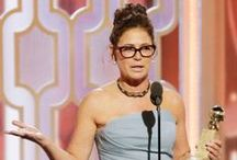 Golden Globes 2016 / What glasses were the celeb's wearing for the roles or at the Globes...