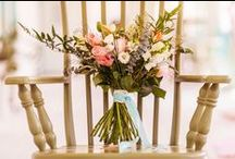 "Олеся и  Денис ""Thank you for loving me"" / Организация: Dolce Vita Флористика: Flowers Cafe Декор: JennyArt Event Design Фото: Юрий Стахов Место проведения: Наша Дача"