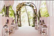 """Lavender wedding"" Юлия и Юрий / Оформление: JennyArt Флористика: Flowers Cafe Фото: Юрий Стахов"