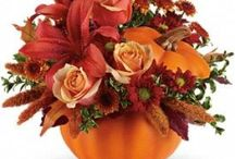 Fall decorations / by Kathy Packman