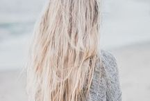 Travel Hairstyles / Inspiration for ideal hairstyles for traveling - perfect, easy and always good for travel!