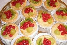 The Wisple homemade zoetigheden / Alle gebak en hartige taarten van The Wisple komen vers uit de oven.