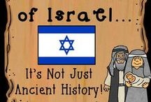 Israeli History / Israel has a rich history and a vibrant story.