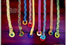 littlebuoys / necklaces, ribbuons, rings, hair clips, pins, bracelets, belts, headbands, handmade goodies to boost buoyproject