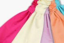 Boy's Cravats / Stylish cravats for your little man.