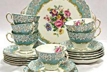 Teacups, Teapots etc / by Jacqueline Truter