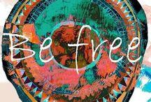 Bohemian / Free spirit