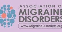 Association of Migraine Disorders / The Association of Migraine Disorders raises awareness for migraineurs and funds research to find better treatment options for migraine disorders.