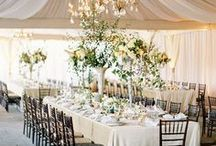 Wedding Bliss / Wedding and engagement inspiration for when the day finally arrives.