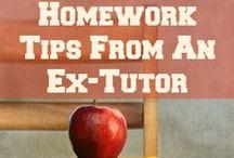 Tips for Tutors / Tutor tips