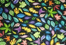 Jardim Secreto e Floresta Encatada / Inspirações para colorir.
