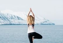 Yoga Bliss / Healthy lifestyle / yoga / fit inspiration