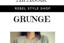 All About GRUNGE / #Grunge
