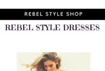 Rebel Style Dresses