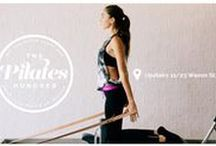 The Pilates Hundred Studio / Images of our studio on the South Coast of NSW Australia.
