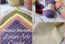 Crochet Projects / A hook, some yarn, and a cozy chair...all you need for fun and easy crochet projects - most patterns are FREE + tips and tutorials.