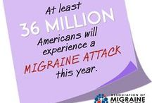 Migraine Facts / A collection of migraine facts based on current research.