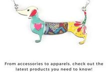 Dog Inspired Fashion / Dog inspired fashion collection: Dog accessories and dog apparels