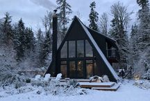Country House / A-Frame Cottage