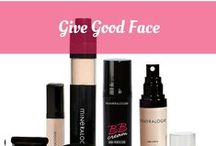 Give Good Face / It all starts HERE!