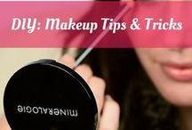 DIY: Makeup Tips & Tricks / Get the look you love!